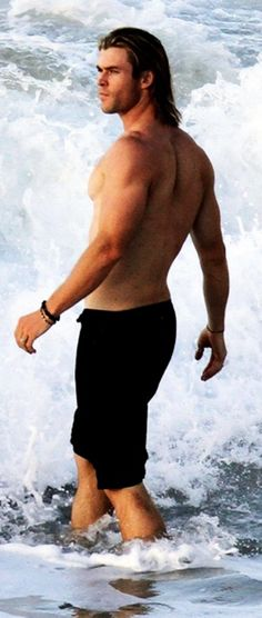 Hot Sexy Men, Gods Chris Hemsworth Thor
