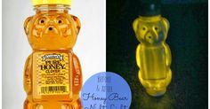 Little Miss Kimberly Ann: DIY Bear Light for Sensory Room