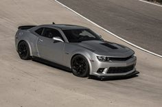 UPDATE: 2014 Chevrolet Camaro Z/28 Laps Nurburgring in 7:37.47 (W/Video) - Motor Trend WOT