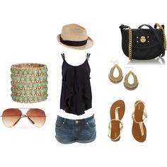 Summer outfit, created by user