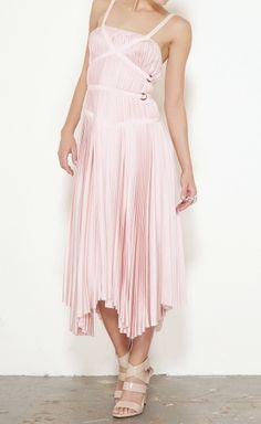 Prada Blush Dress (I love, love the color!)