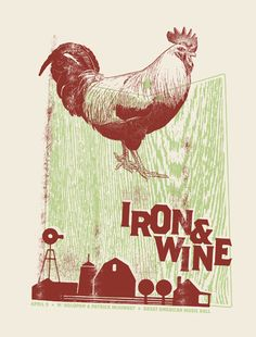 See Iron & Wine in concert