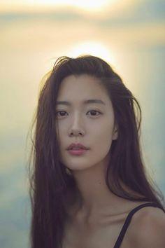 Korean actress Clara Mode Magazine