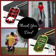 Are you looking for something different for dad this year than one of our dog tag necklace may be perfect for you. This unique gift allows you to add a personal touch with engraving on one side. #dadgift #father'sdaygift #father'sdaygiftforgrandpa Gifts For Dad, Fathers Day Gifts, Thank You Dad, Love Lily, Small Town Girl, Strong Love, One Sided, Helping People, Dog Tag Necklace