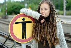 I think dreadlocks are pretty darn cool looking, even though I don't think it would ever work for me personally.