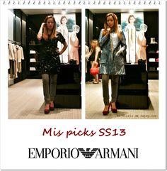 Emporio Armani SS13: Un viaje a través de texturas y colores: http://wp.me/p1Ti7x-NT