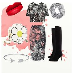 A Bit of Quirk by whitney-1988 on Polyvore featuring polyvore fashion style Elizabeth and James Miss KG Betsey Johnson Bling Jewelry Monki