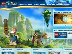 LEGO® Legends of Chima