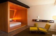我們看到了。我們是生活@家。: 紐約Hôtel Americano座落在Chelsea,世界級藝術畫廊的中心位置