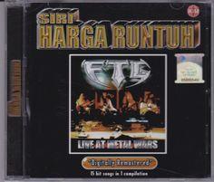 FTG Live At Metal Wars Malaysia Cult Thrash Metal Music CD NEW Digital Mastered