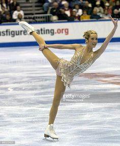 Jennifer Kirk competes Thursday January 7 2004 in Short Program at the 2004 State Farm U S Figure Skating Championships at Philips Arena Atlanta. Hot Figure Skaters, Figure Skating Costumes, Figure Skating Dresses, Dance Fashion, Fashion Dresses, Ice Girls, Skate Style, Ice Princess, Sports Figures
