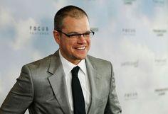 Matt Damon wears Bevel