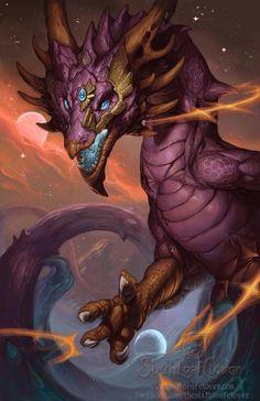 2014 Zodiac Dragon: Ophiuchus - by Christina M. Yen
