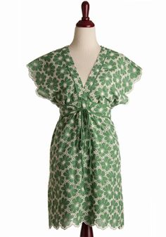 simple kimono dress