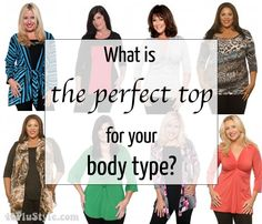 What is the best top for your body type?