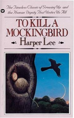 To Kill A Mockingbird. It's a favorite.  #ScoutFinchFoEvah