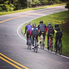Did you spend some time on 2 wheels with friends this month? #rideallyear #cycling