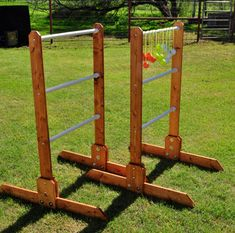 Hey, I found this really awesome Etsy listing at https://www.etsy.com/listing/200236611/ladder-toss-red-neck-golf-double