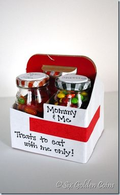 Mommy & Me Treats