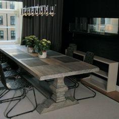 Penthouse: ruokasali ‹ Sisustussuunnittelija Milla Alftan