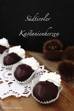 Chef Recipes, Deserts, Food And Drink, Xmas, Sweets, Snacks, Chocolate, Bakken, Fall Desserts