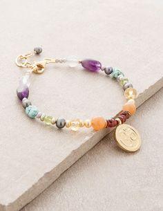 Om Chakra Bracelet #SivanaWishes