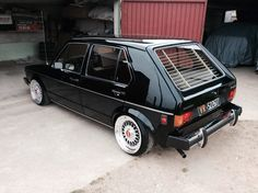 """spreadthevag: """" Beauty Tag the owner: Remember to Vw Mk1 Rabbit, Tuning Motor, Jetta Mk1, Audi 1, Volkswagen Golf Mk1, Classic Golf, Classic Cars, Golf 2, Vw Scirocco"""
