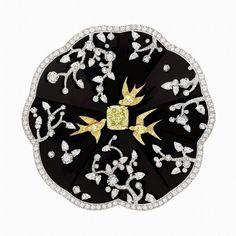 Chanel Jardin de Camelias高級珠寶  變種山茶花