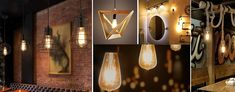 Vintage dimmable Edison led light bulb - perfect ideal for restaurant, bar, coffee shop, living rooms, dining rooms, bed rooms.  Long Lifespan Energy Saving High Brightness Comfortable Light