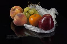 Fruits with reflection by Cristobal Garciaferro Rubio on 500px