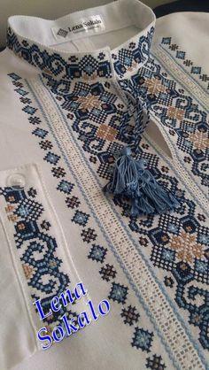 Embroidery Dress, Cross Stitch Embroidery, Cross Stitch Patterns, Machine Embroidery, Mens Sewing Patterns, Winter Skirt Outfit, Abaya Designs, Mini Cross Stitch, Embroidered Clothes