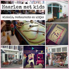 Haarlem is een ontzettend leuke stad om heen te gaan met de kids. Het stikt er echt van de kinderwinkels, restaurants met speelhoek en andere leuke plekken. Vriendin Corrien groeide er op en komt e…