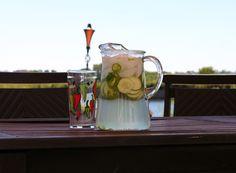 Cucumber-Jalapeno Ice Water Recipe