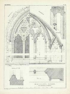 James Kellaway Colling — Details of Gothic Architecture. Vol. I — II. - 5 Сентября 2012 — Архитектурная Графика