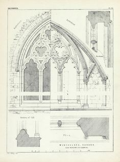 James Kellaway Colling — Details of Gothic Architecture. Vol. I — II. - 5 Сентября 2012 — Архитектурная Графика