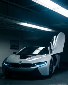 BMW i8 | BMW | i8 | i series | electric future | electric car