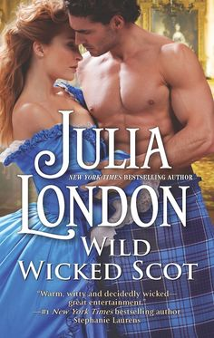 Wild Wicked Scot Giveaway