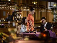 CAIRNS Eat: Tamarind: The signature restaurant of the Reef Hotel Casino, the menu blends Asian and Western cuisine. Hanuman: Inside the Hilton Cairns Hotel with a taste of Thai and Indian. Enquire http://www.fnqapartments.com/blog/Holiday-Like-the-Rich-and-Famous-Do_158