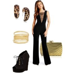 Vegas Clubbing Outfit