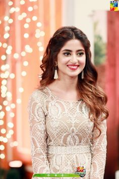#SajalAli on Jago Pakistan Jago #Eid Speial 2016 Promoting Zindagi Kitni Haseen Hai Film