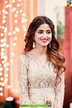 #SajalAli on Jago Pakistan Jago #Eid Speial 2016 Promoting Zindagi Kitni Haseen Hai Film
