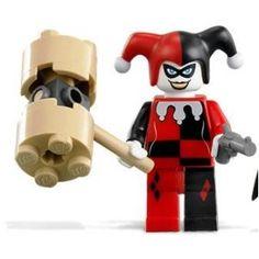 Harley Quinn - Lego Batman Minifigure