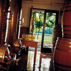 Agriturismo La Faula, Friuli Venezia Giulia, Italy. Our grapes are transformed into award winning organic wines in the winery attached to the house http://www.organicholidays.co.uk/at/2645.htm