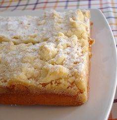 Streuselkuchen by Patricia Scarpin, via Flickr