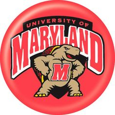 University of Maryland Terps disc