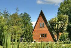 A stay in a wonderful Cornwall lodge