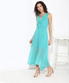 Yepme Agnes Maxi Dress - Green