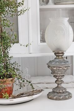 Beautiful Farmhouse Lamp