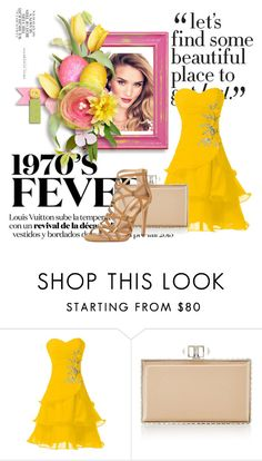 """""""fever"""" by lalle-mila ❤ liked on Polyvore featuring Folio, Judith Leiber and Dorothy Perkins"""