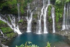 """La tentation de la baignade est forte sur l'île de la Réunion - Carnet de voyage """"Vacances à la Réunion"""""""